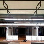 Roland Garros Chauffage Rayonnant Heatscope Vision