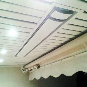 Chauffage pour balcon HEATSTRIP