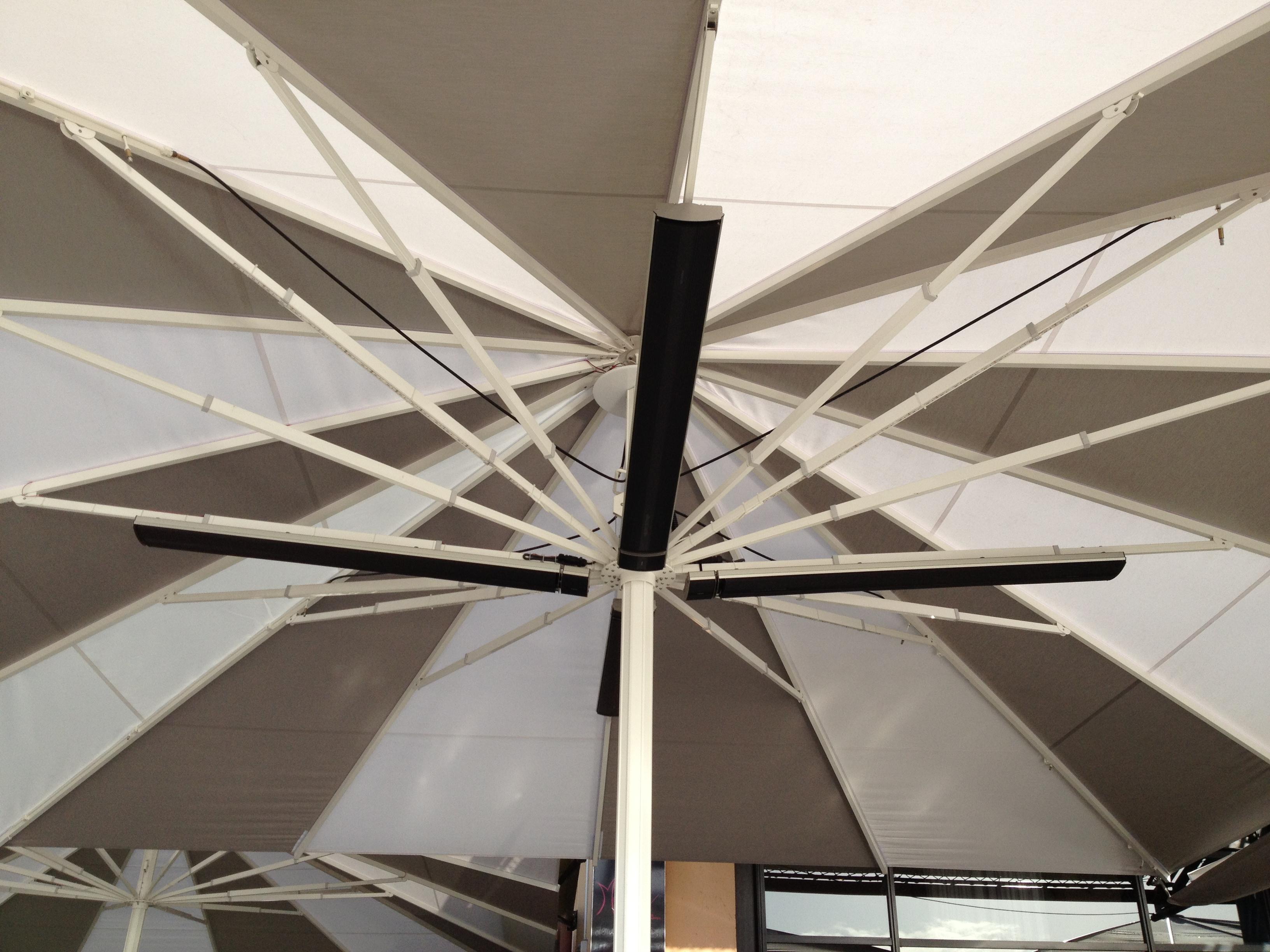 parasolheatstrip_bordeau Unique De Chauffage Terrasse Professionnel Schème