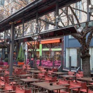 Le_Pearl_brasserie_lyon_chauffage_mirroir_noir_infrarouge_12