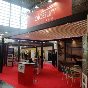biosun_foire_de_paris_pergola_avec_chauffage_infrarouge_heatscope_pole_habitat_bis2