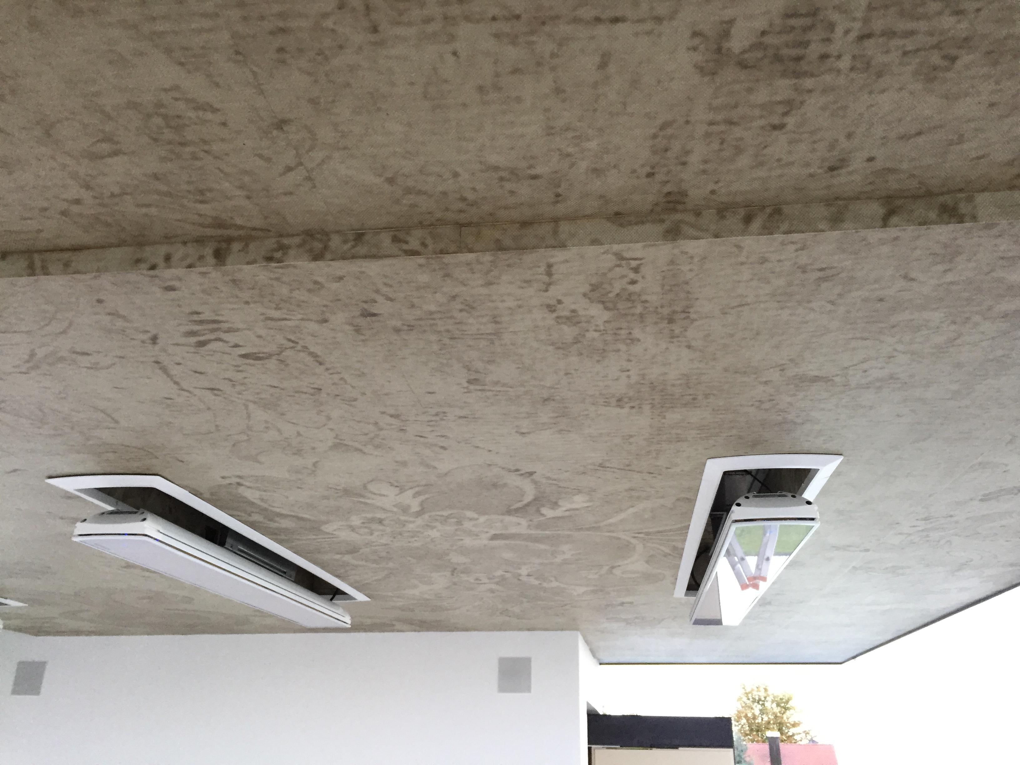 chauffage infrarouge encastrable dans un caisson motoris pour faux plafond avec t l commande. Black Bedroom Furniture Sets. Home Design Ideas