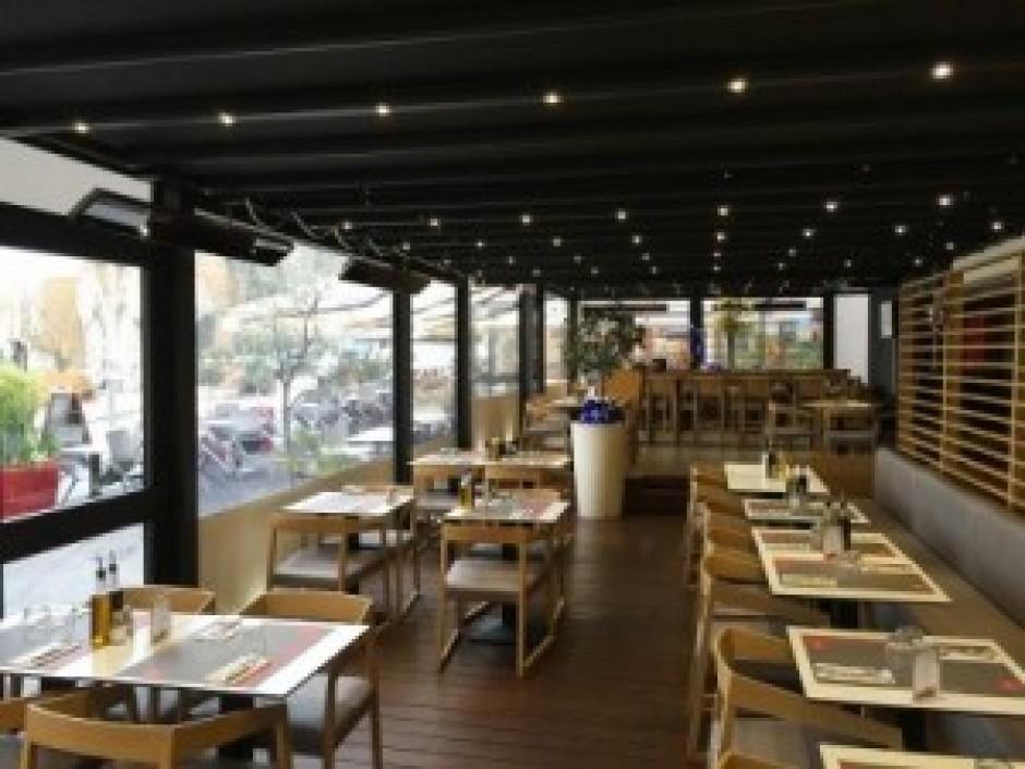 Pergola ke bat gennius gallery avec des chauffages irl for Four pour restaurant