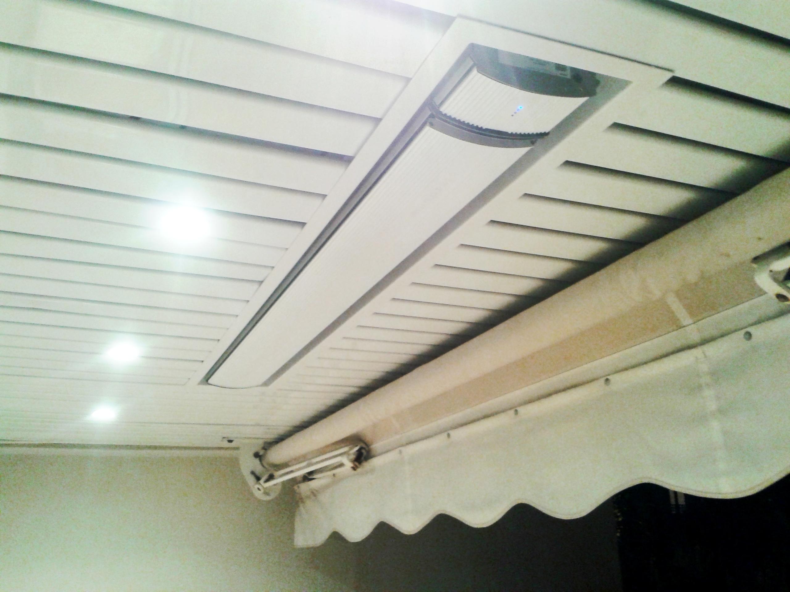 Installation climatisation gainable chauffage par le for Chauffage par le plafond