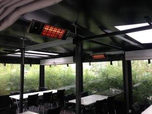 Casette rayonnante HEATSCOPE SPOT