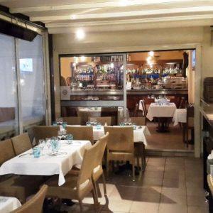 HOTEL RESTAURANT LE COLLIER 19 Boulevard Général Vautrin, 06600 Antibes avec des chauffages Vision HEATSCOPE 3200W