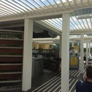 Molitor-terrasse-pergola-biossun-pole-habitat-avec-chauffage-electrique-gaz-exterieur-rayonnant-heatscope-france-1