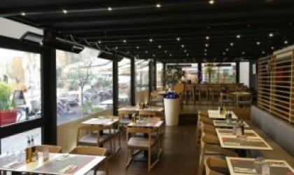 Caf joseph 3 place jean jaures 34000 montpellier avec une nouvelle terrasse - Veranda retractable tarif ...